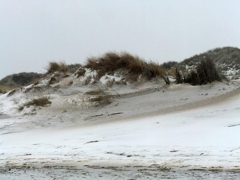 De Haan II (in winter)