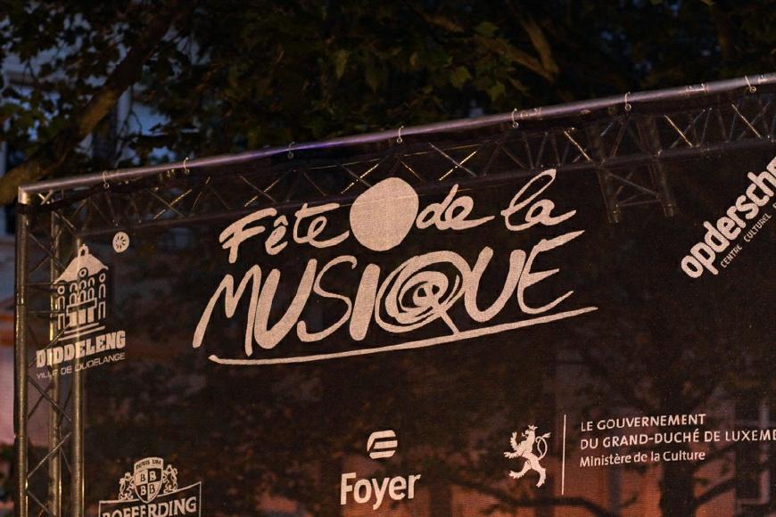 Fête de la musique / Dudelange