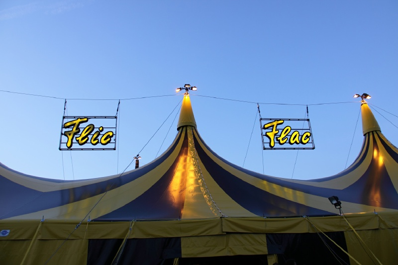 Circus Flic Flac – Underground