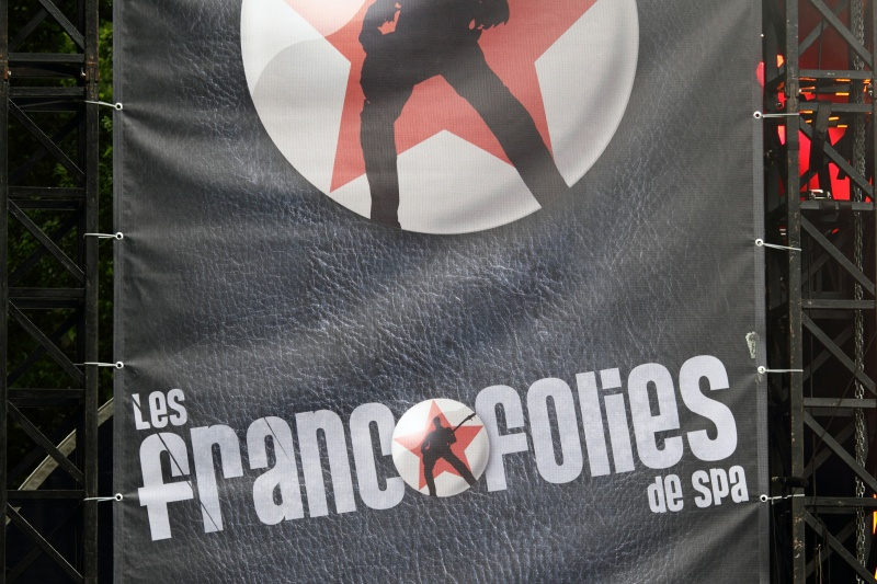 Francofolies de Spa 2010