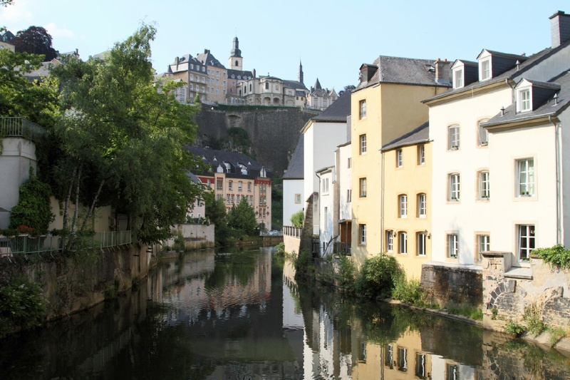 In the Grund (Luxembourg)