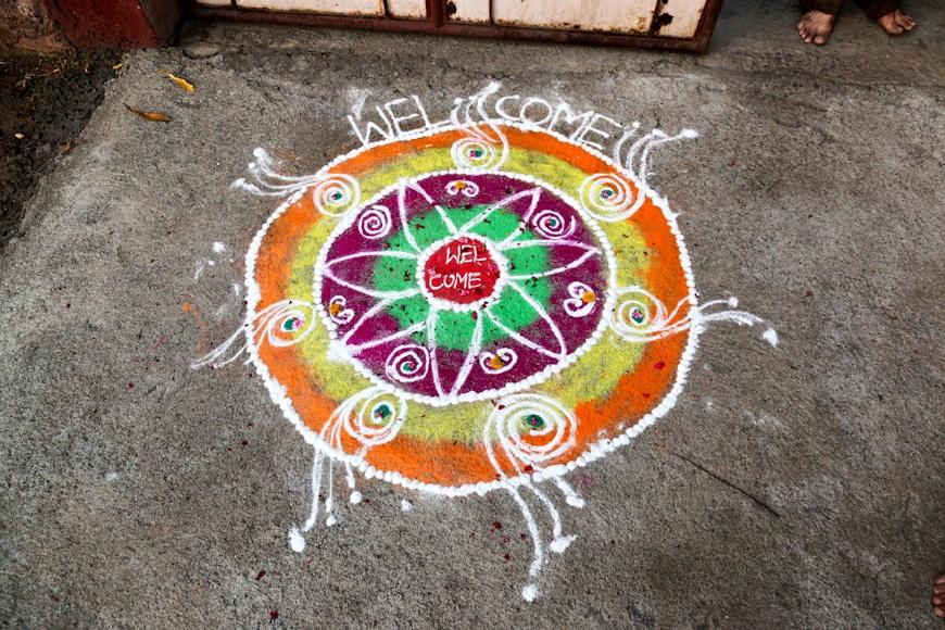 India 2012 – Youth Exchange