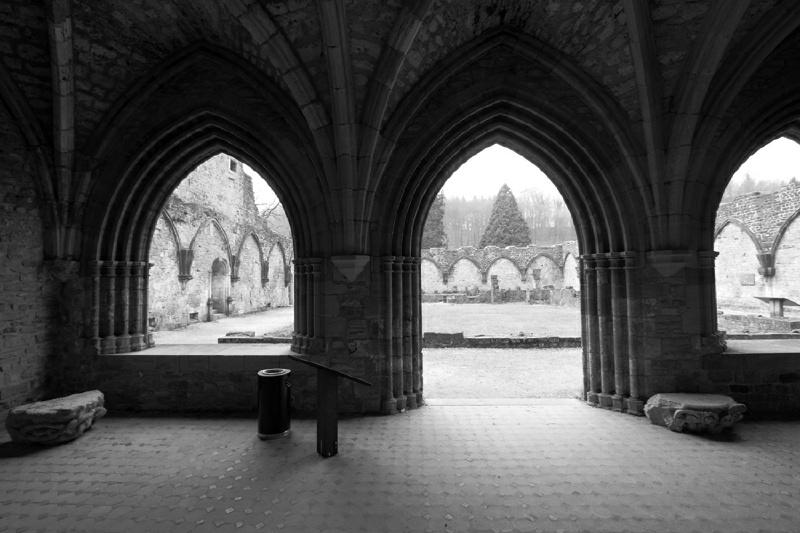 Orval Abbey (Belgium)