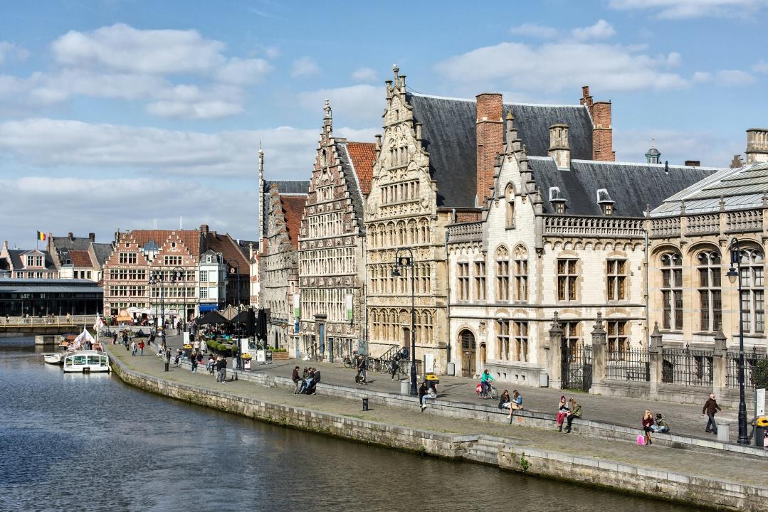 Gent  |  Gand